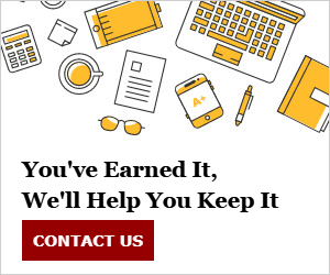 You've Earned It, We'll Help You Keep It
