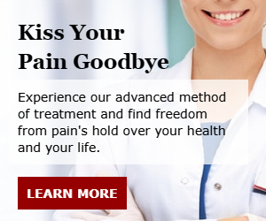 Kiss Your Pain Goodbye