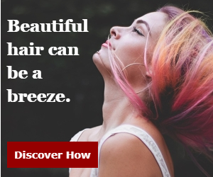 Beautiful Hair Can Be a Breeze