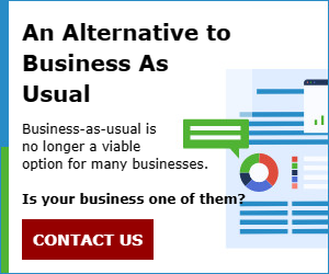 An Alternative to Business As Usual
