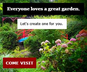 Everyone loves a great garden.