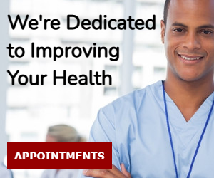 We're Dedicated to Improving Your Health