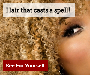 Hair That Casts a Spell!