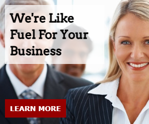 We're Like Fuel For Your Business