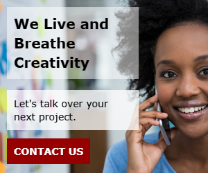 We Live and Breathe Creativity