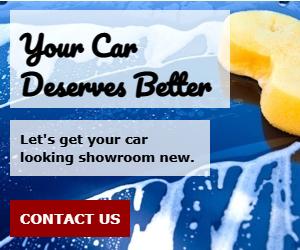 Your Car Deserves Better