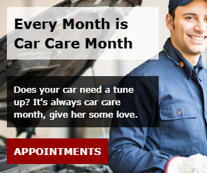 Every Month is Car Care Month