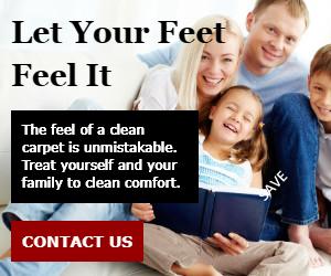 Let Your Feet Feel It