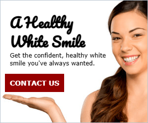A Healthy White Smile