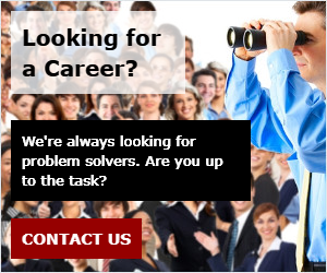 Looking for a Career?
