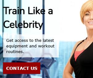 Train Like a Celebrity