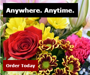 Flowers Anywhere Anytime