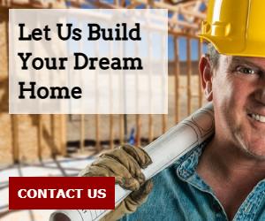 Let Us Build Your Dream Home