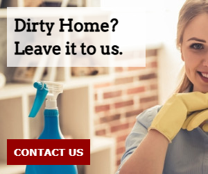 Dirty Home? Leave it to us.