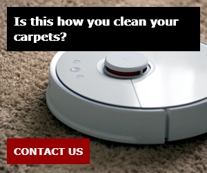 Is this how you clean your carpets?