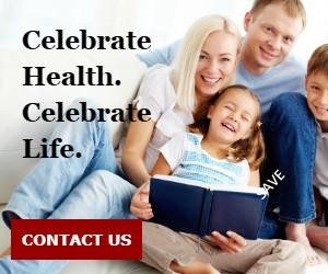 Celebrate Health. Celebrate Life.