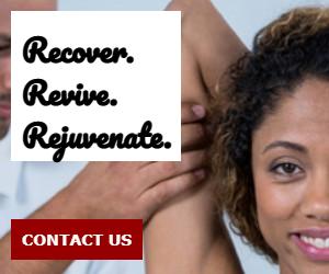 Recover. Revive. Rejuvenate.