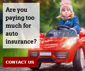 Are you paying too much for auto insurance?