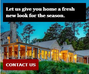 Let us give you home a fresh new look for the season.
