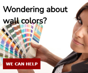 Wondering about wall colors?