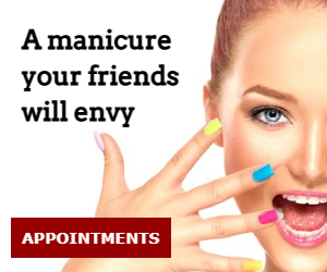 A manicure your friends will envy