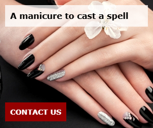 A manicure to cast a spell