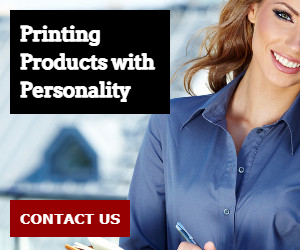 Printing Products with Personality