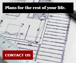 Plans for the rest of your life.