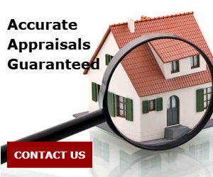 Accurate Appraisals Guaranteed