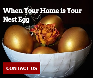 When Your Home is Your Nest Egg