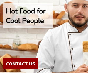 Hot Food for Cool People