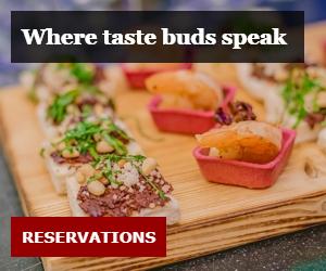 Where taste buds speak