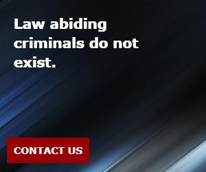 Law abiding criminals do not exist.