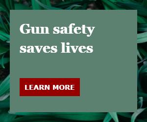 Gun safety saves lives