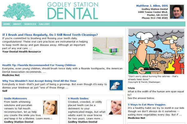 Email Newsletters For Dentists